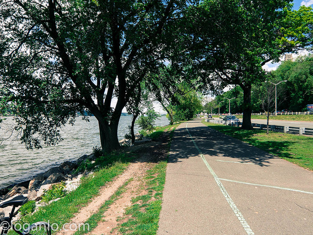 Riverside Park Bike Path