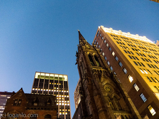 Church in Manhattan