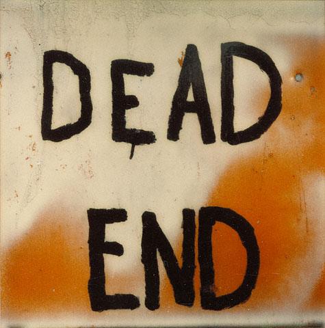 Walker Evans - Dead End - 1973