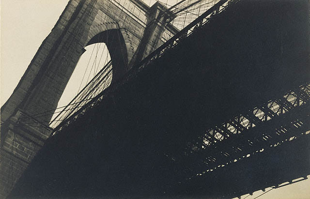 Walker Evans - Brooklyn Bridge - 1928