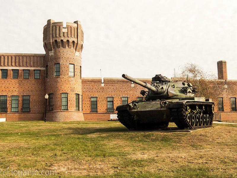 Tank in Staten Island