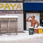 Pictures of Snowmageddon 2015 in the UWS