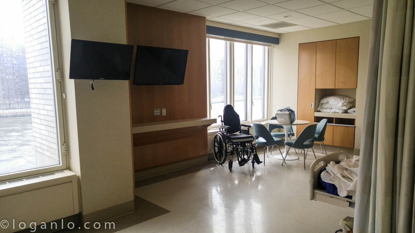 Hospital Suite in Weil Cornell