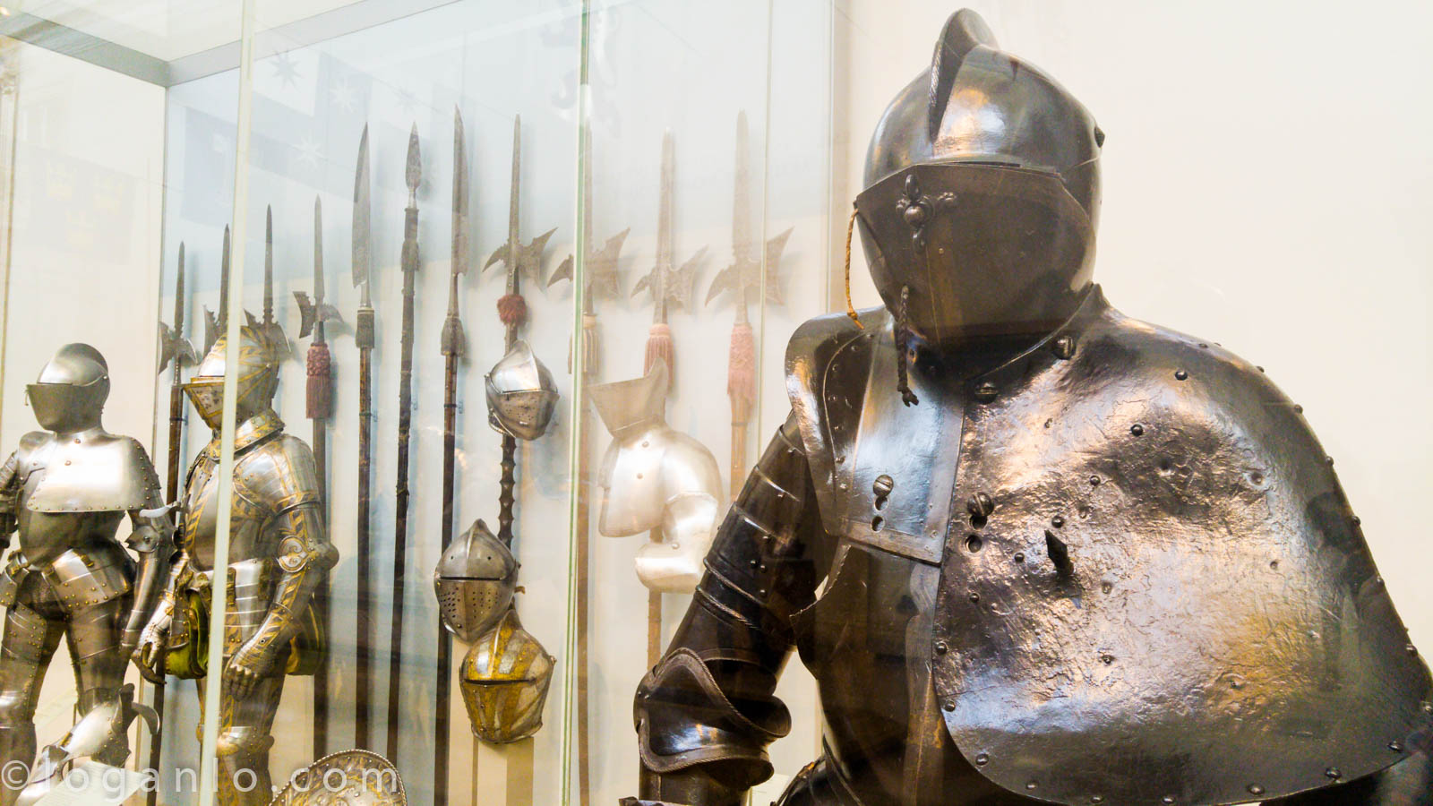 Suit of Armor at the Met