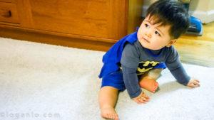 Batman hears a call for help