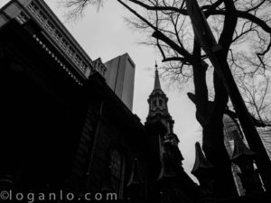 New York City church