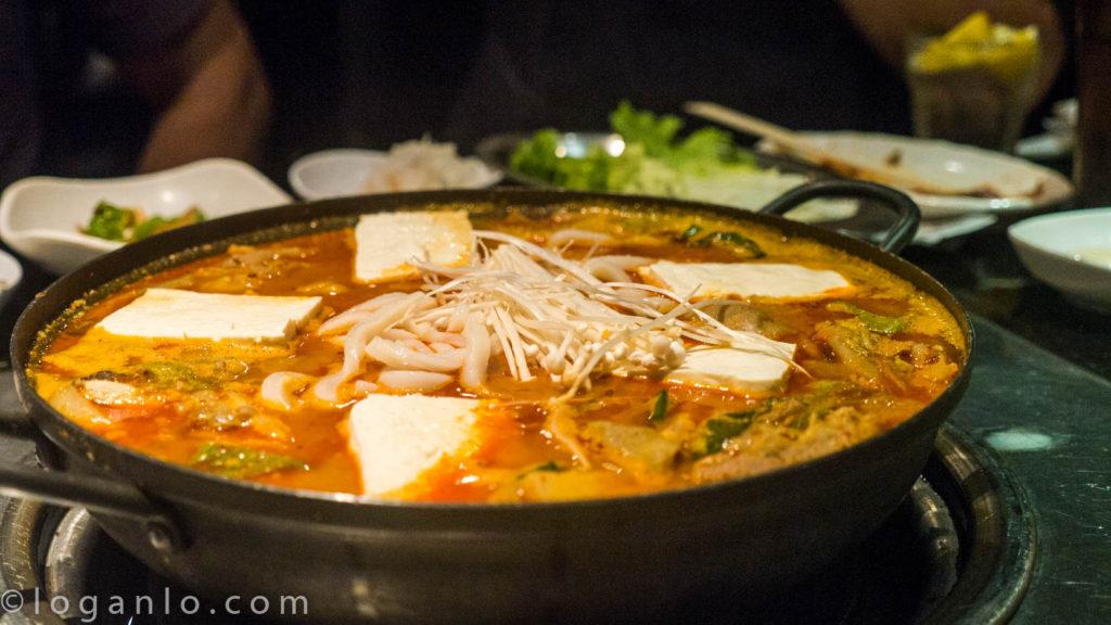 Another Korean Stew